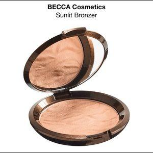 Becca sunlit bronzer Capri Coast